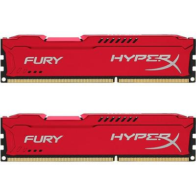 HyperX Fury Red DDR3 1866MHz 2x8GB (HX318C10FRK2/16)