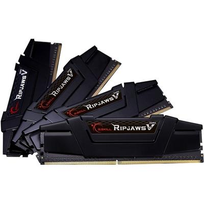 G.Skill Ripjaws V Black DDR4 3200MHz 4x16GB (F4-3200C16Q-64GVK)