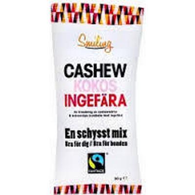 Smiling Cashew Kokos-Ingefära