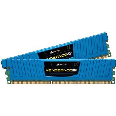 Corsair Vengeance LP Blue DDR3 1600MHz 2x4GB (CML8GX3M2A1600C9B)