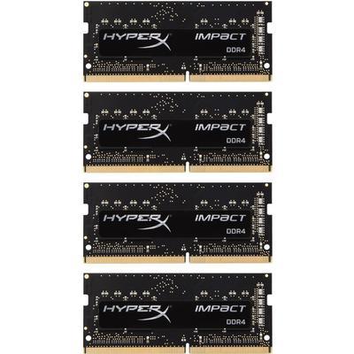 HyperX Impact DDR4 2133MHz 4x16GB (HX421S14IBK4/64)