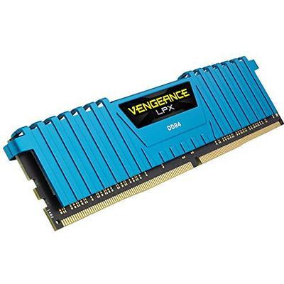 Corsair Vengeance LPX Blue DDR4 2400MHz 4x4GB (CMK16GX4M4A2400C14B)