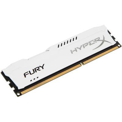HyperX Fury White DDR3 1866MHz 8GB (HX318C10FW/8)