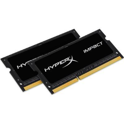 HyperX Impact DDR3L 1600MHz 2x4GB ( HX316LS9IBK2/8)