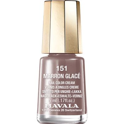 Mavala Minilack Marron Glace