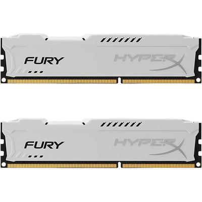 HyperX Fury White DDR3 1866MHz 2x8GB (HX318C10FWK2/16)