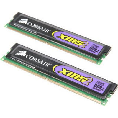 Corsair XMS2 DDR2 800MHz 2x1GB (TWIN2X2048-6400)