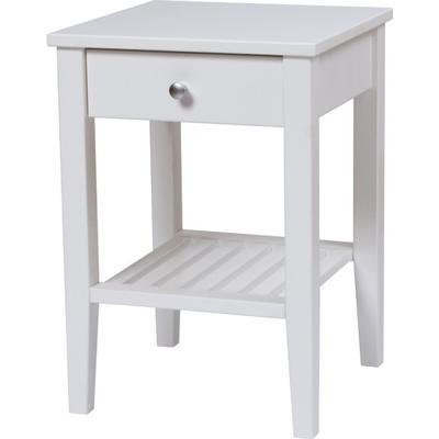 Zebra collection Nova Bed Side Table Sängbord