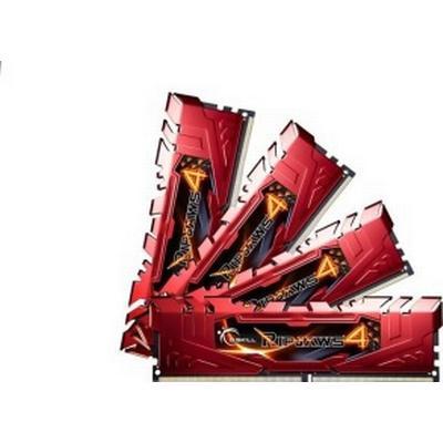 G.Skill Ripjaws 4 DDR4 2666MHz 4x4GB (F4-2666C15Q-16GRR)