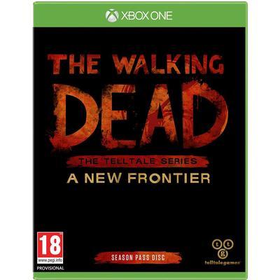 The Walking Dead: Telltale Series - Season 3 - The New Frontier