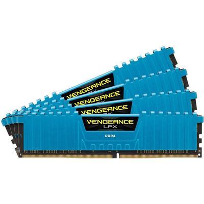 Corsair Vengeance LPX Blue 3 DDR4 2666MHz 4x8GB (CMK32GX4M4A2666C16B)