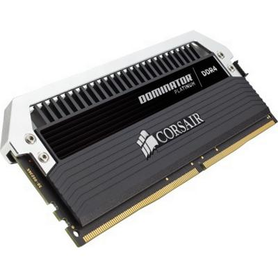 Corsair Dominator Platinum Series DDR4 2666MHz 4x16GB (CMD64GX4M4A2666C15)