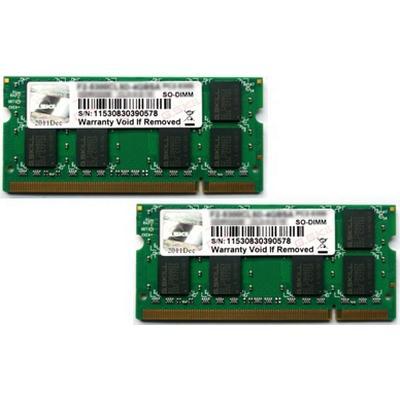 G.Skill Standard DDR2 667MHz 2GB (F2-5300CL4S-2GBSQ)