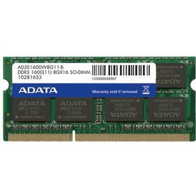 Adata Premier DDR3 1600MHz 8GB (AD3S1600W8G11-R)