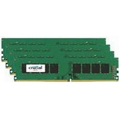 Crucial DDR4 2133MHz 4x4GB (CT4K4G4DFS8213)