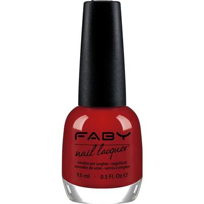 Faby LCF011 The Power of Red