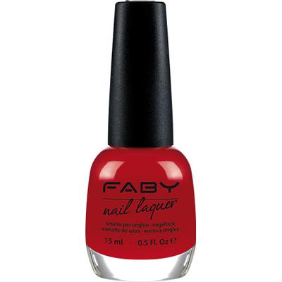 Faby LCF100 Fabys Red