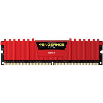 Corsair Vengeance LPX Red DDR4 2400MHz 8GB (CMK8GX4M1A2400C14R)