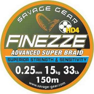 Savage Gear Finesse HD4 Braid 0.33mm 120m