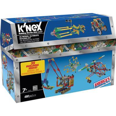Knex 35 Model Ultimate Building Set 12418