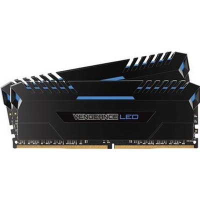 Corsair Vengeance LED Blue DDR4 3000MHz 2x8GB (CMU16GX4M2C3000C15B)
