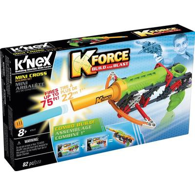 Knex K Force Mini Cross Building Set 47517