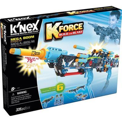 Knex K Force Mega Boom Building Set 47527