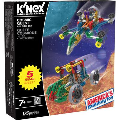 Knex Cosmic Quest Building Set 13034