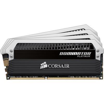 Corsair Dominator Platinum DDR4 2400MHz 4x8GB (CMD32GX4M4B2400C10)