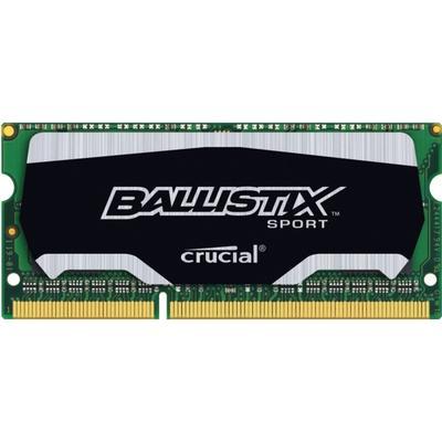 Crucial Ballistix Sport DDR3 1600MHz 4GB (BLS4G3N169ES4CEU)