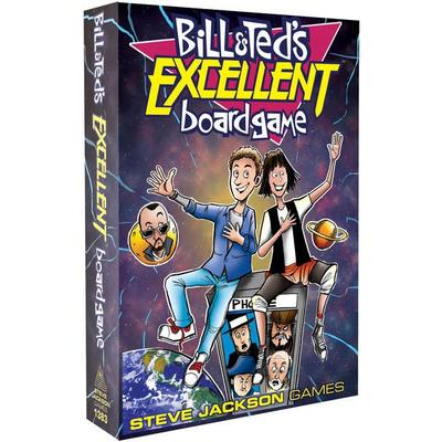 Steve Jackson Games Bill & Ted's Excellent Boardgame