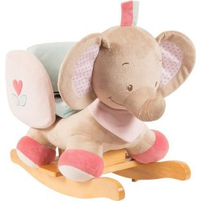 Nattou Rocker Rose the Elephant New 655521