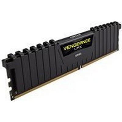 Corsair Vengeance LPX Black DDR4 2666MHz 8x8GB (CMK64GX4M8A2666C16)