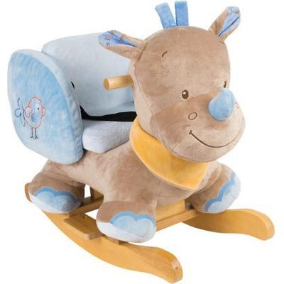 Nattou Rocker Louis the Rhino 644266