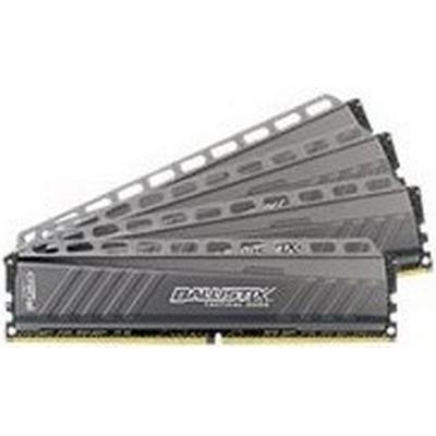 Crucial Ballistix Tactical DDR4 3000MHz 4x8GB (BLT4C8G4D30AETA)