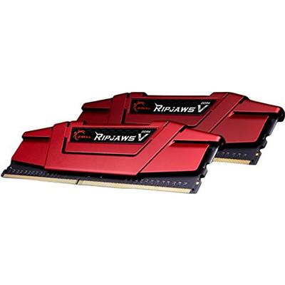 G.Skill Ripjaws V DDR4 2400MHz 2x4GB (F4-2400C15D-8GVR)