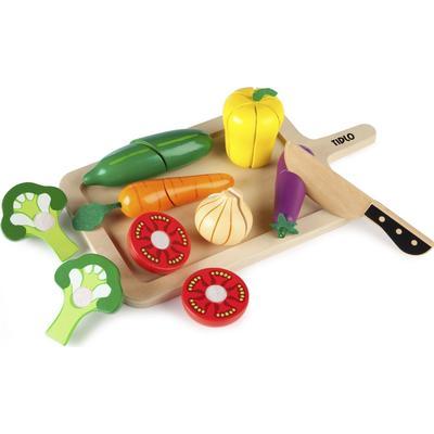 Tidlo Cutting Vegetables Set