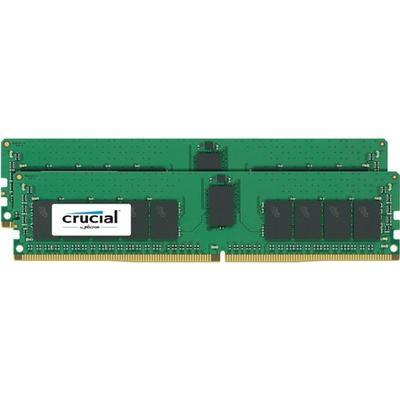 Crucial DDR4 2400MHz 2x16GB Reg ECC (CT2K16G4RFD824A)