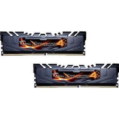 G.Skill Ripjaws 4 DDR4 3200MHz 2x4GB (F4-3200C16D-8GRK)