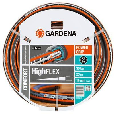 gardena comfort highflex hose 19mm 3 4 25m hitta b sta pris recensioner och produktinfo. Black Bedroom Furniture Sets. Home Design Ideas