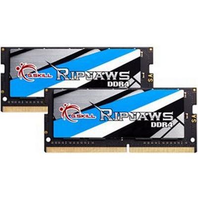 G.Skill Ripjaws DDR4 2133MHz 2x4GB (F4-2133C15D-8GRS)