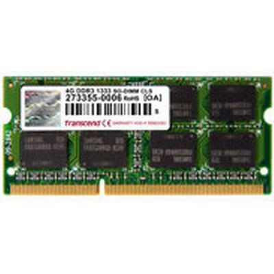Transcend DDR3 1333MHz 4GB (TS512MSK64V3N)