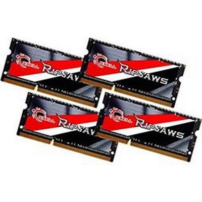 G.Skill Ripjaws DDR3L 1866MHz 4x8GB (F3-1866C11Q-32GRSL)