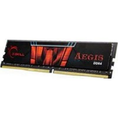 G.Skill Aegis DDR4 2400MHz 16GB (F4-2400C15S-16GIS)