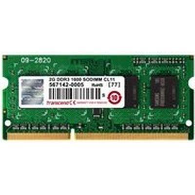 Transcend DDR3 1600MHz 2GB (TS256MSK64V6N)