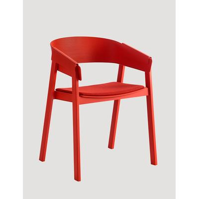 Muuto Cover Textile Dining Chair Karmstol