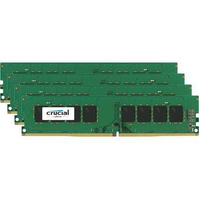 Crucial DDR4 2133MHz 4x8GB (CT4K8G4DFS8213)