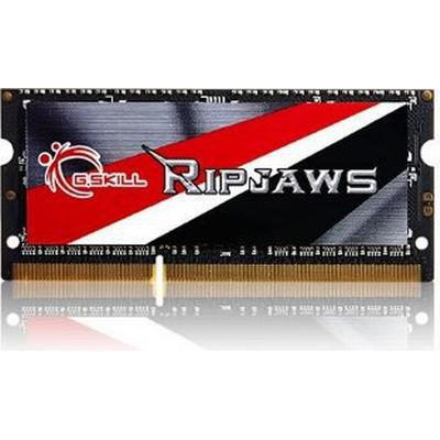 G.Skill Ripjaws DDR3L 1600MHz 4GB (F3-1600C9S-4GRSL)