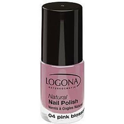 Logona Natural Nail Polish Pink Blossom 4ml
