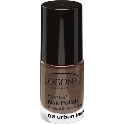 Logona Natural Nail Polish Urban Taupe 4ml